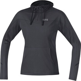 GORE WEAR R3 Hoodie Women, terra grey/black